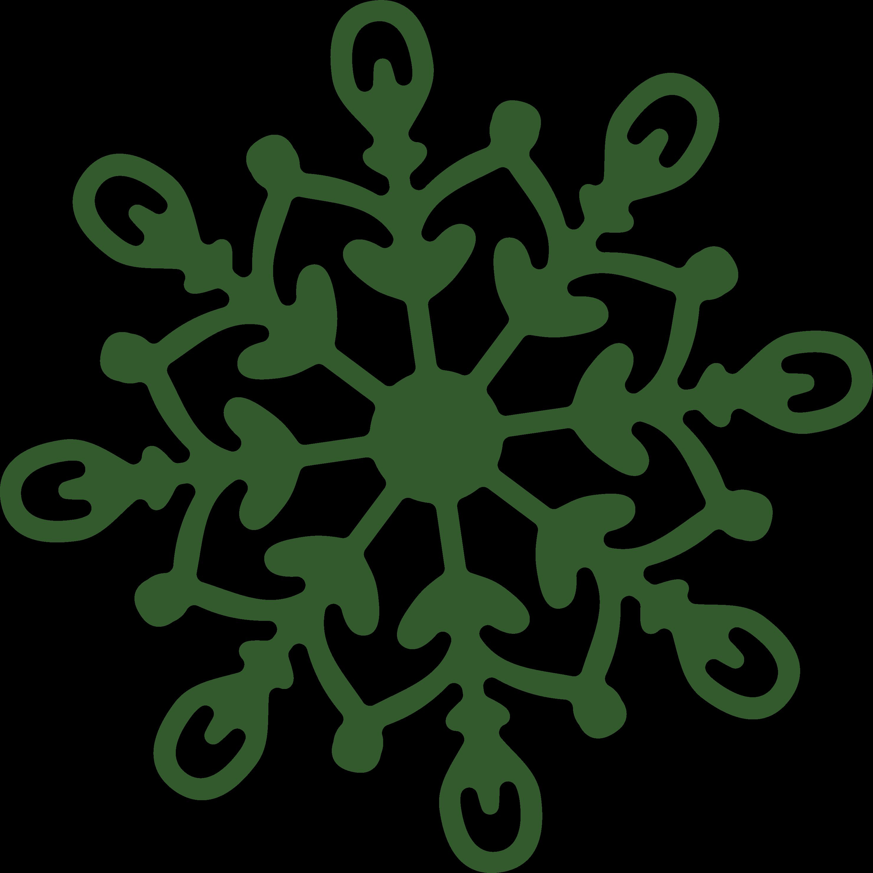 Snowflake 3 SVG Cut File