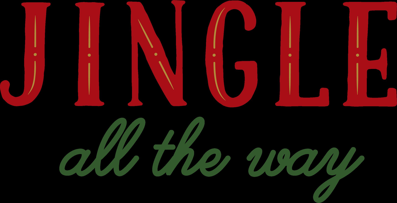 Jingle SVG Cut File