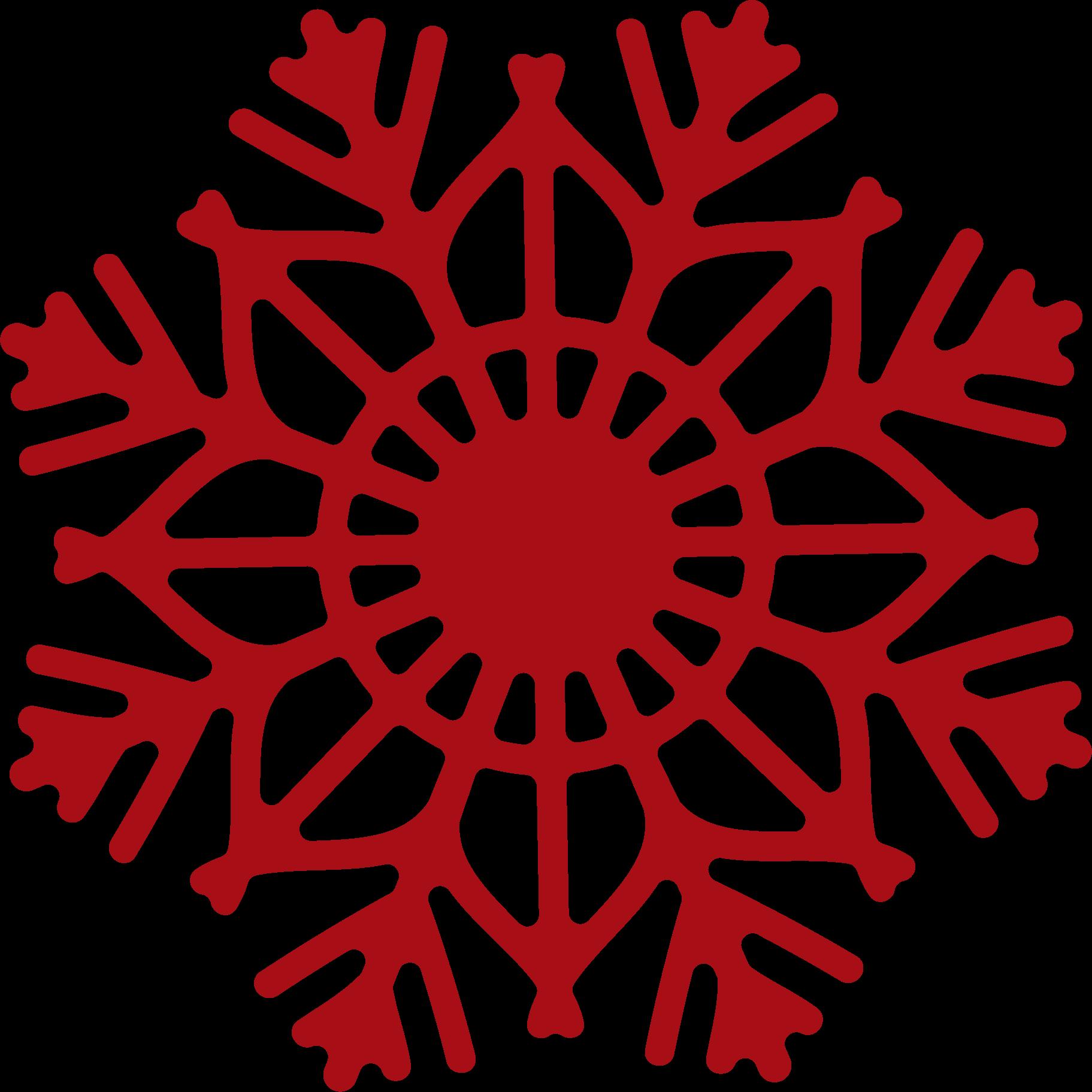 Snowflake 4 SVG Cut File