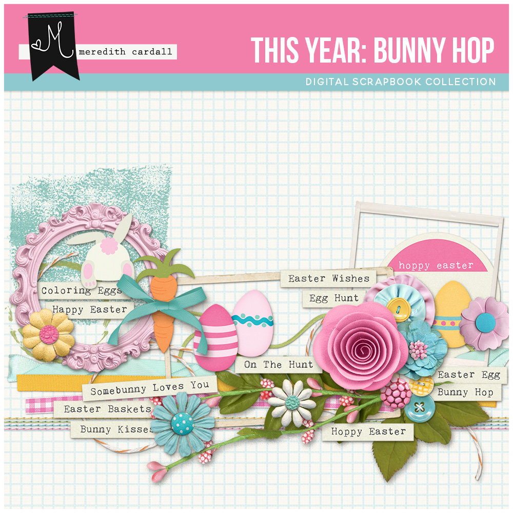 This Year: Bunny Hop Elements