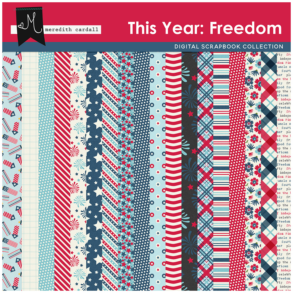 This Year: Freedom Kit