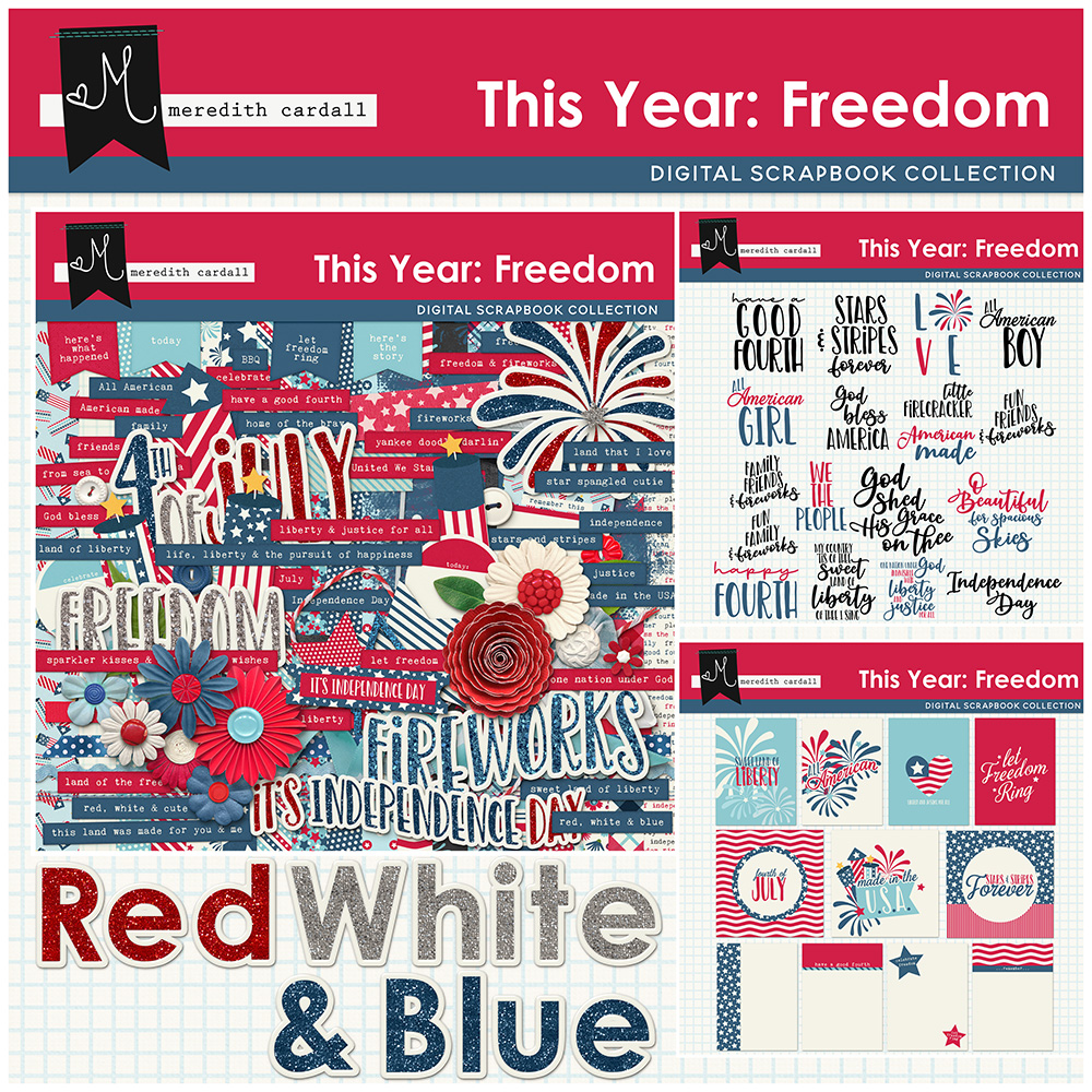 This Year: Freedom Collection