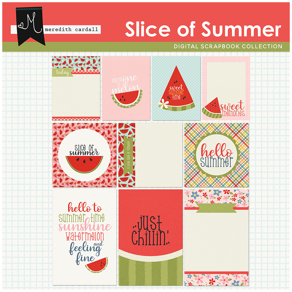 Slice Of Summer Cards