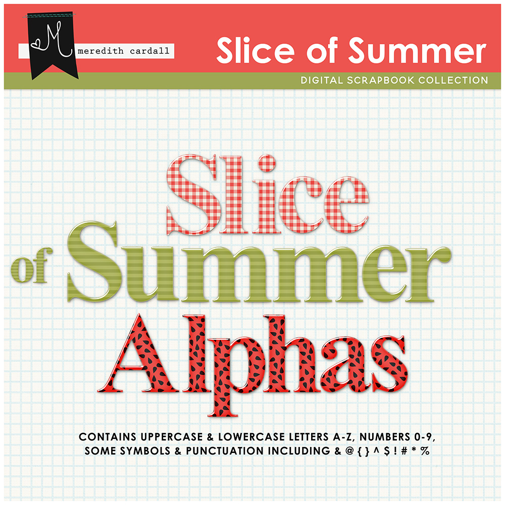 Slice Of Summer Alphas