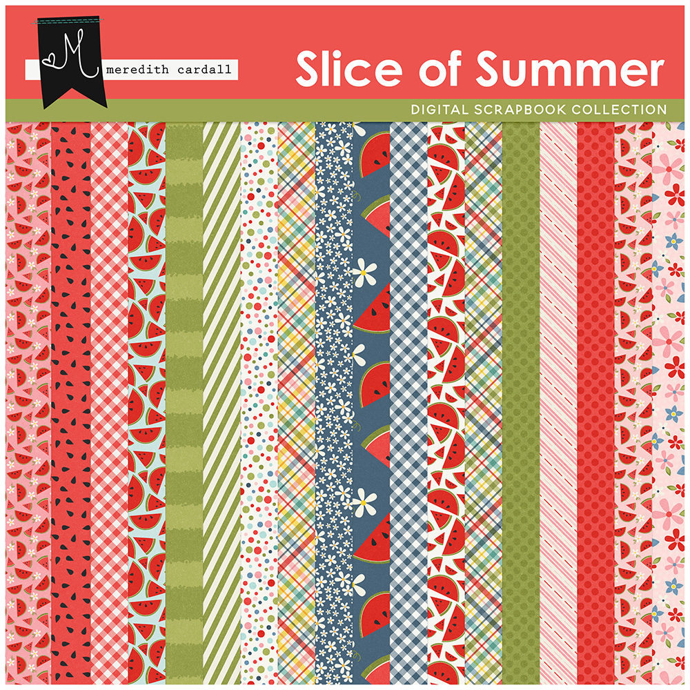 Slice Of Summer Papers