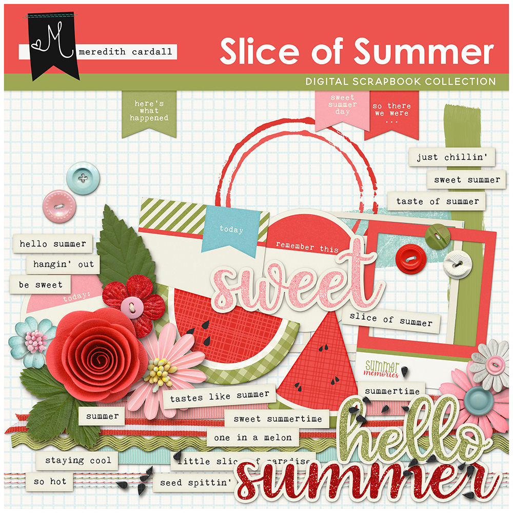 Slice Of Summer Collection