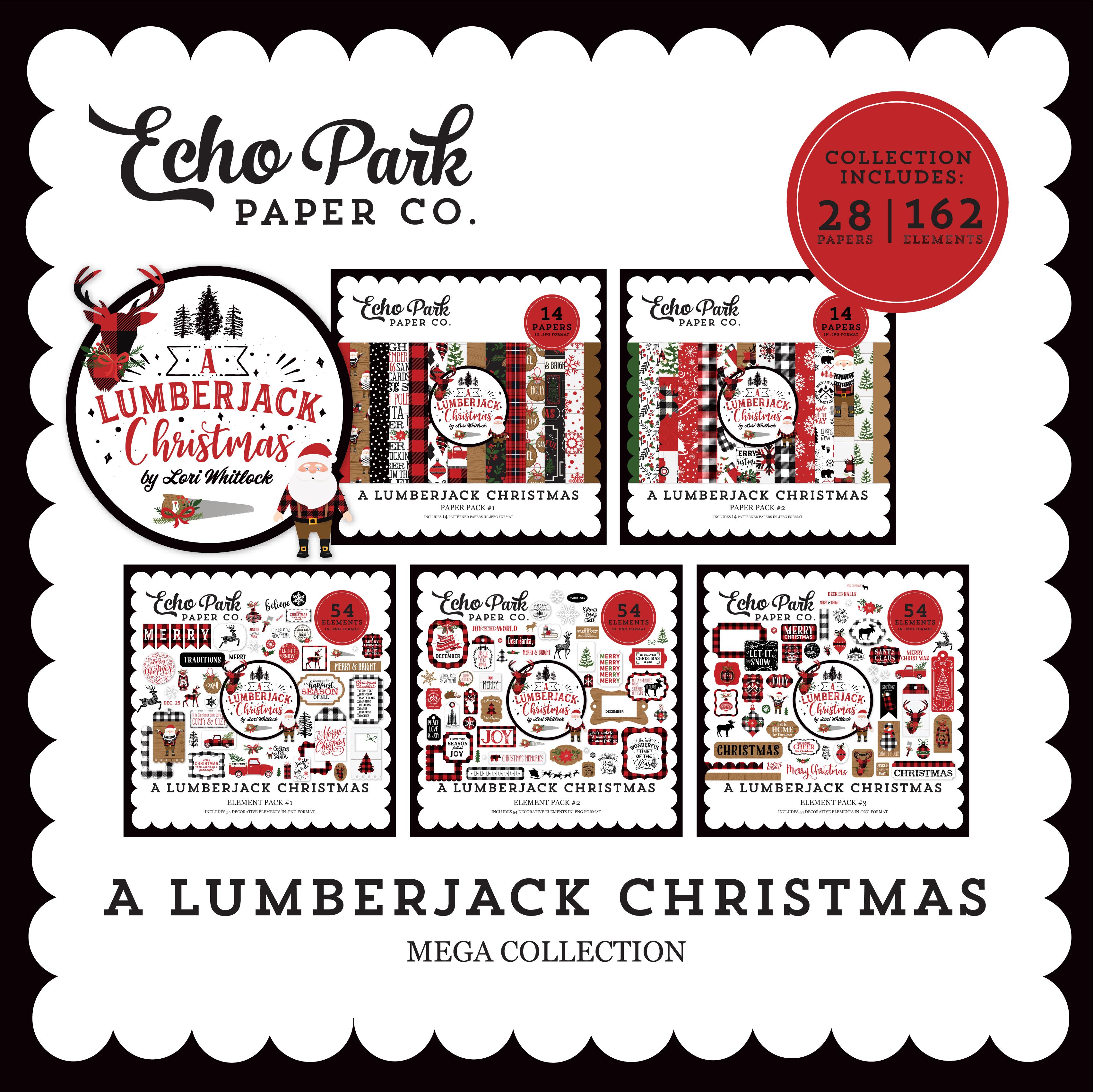 A Lumberjack Christmas Mega Collection