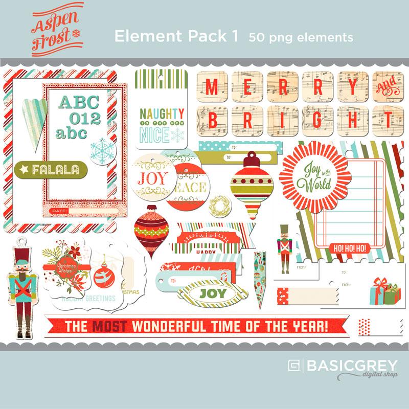 Aspen Frost Element Pack 1