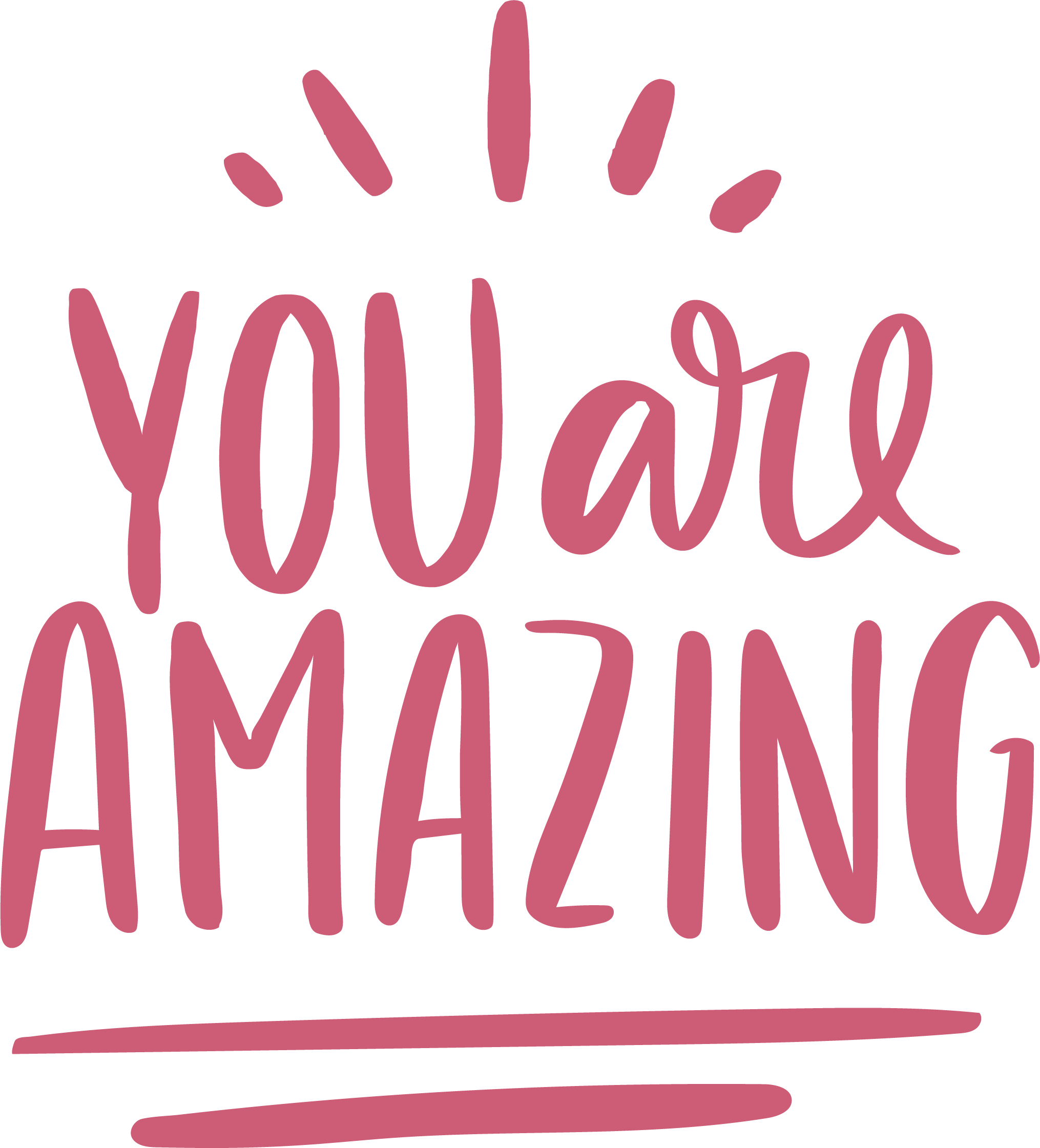 All Girl You Are Amazing SVG Cut File