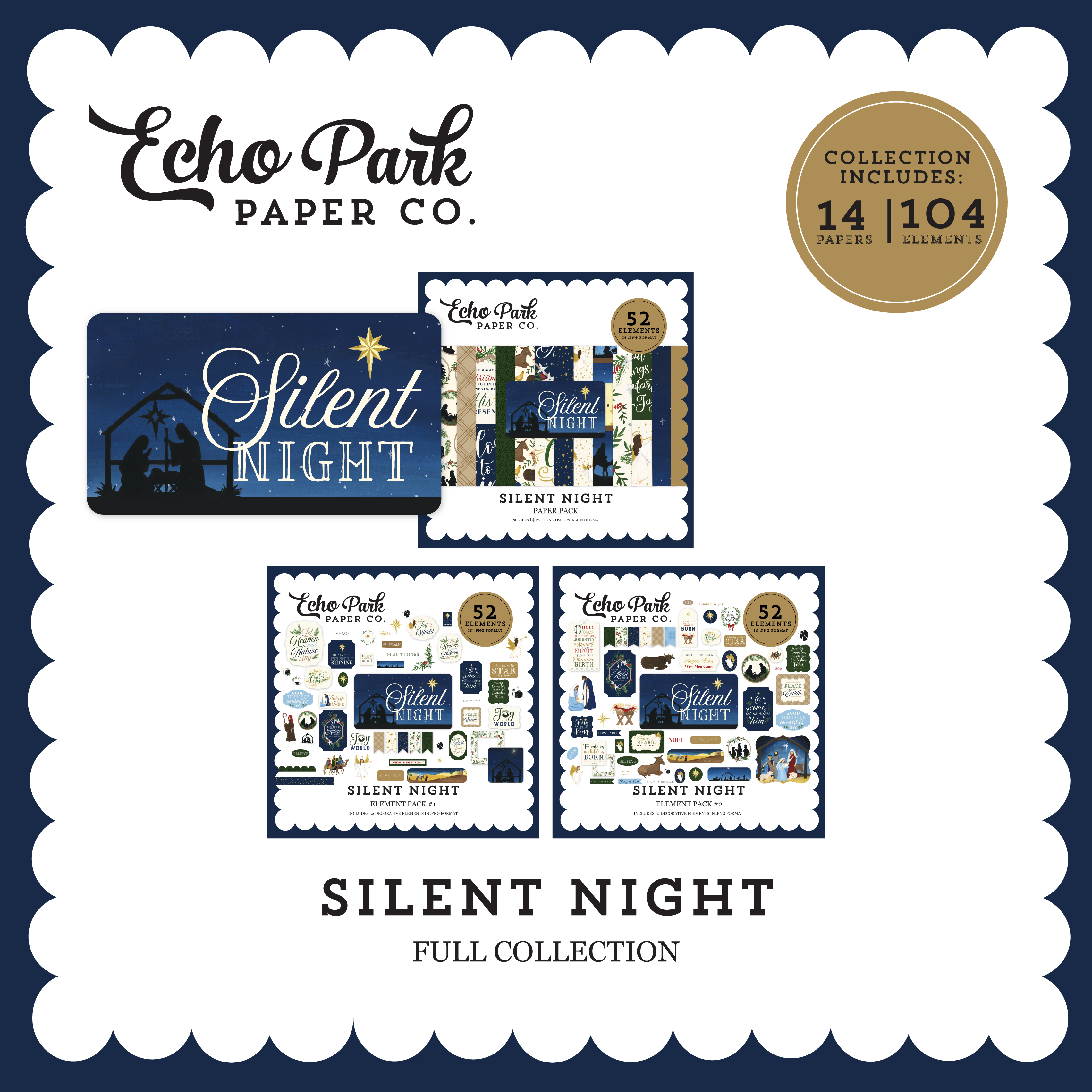 Silent Night Full Collection