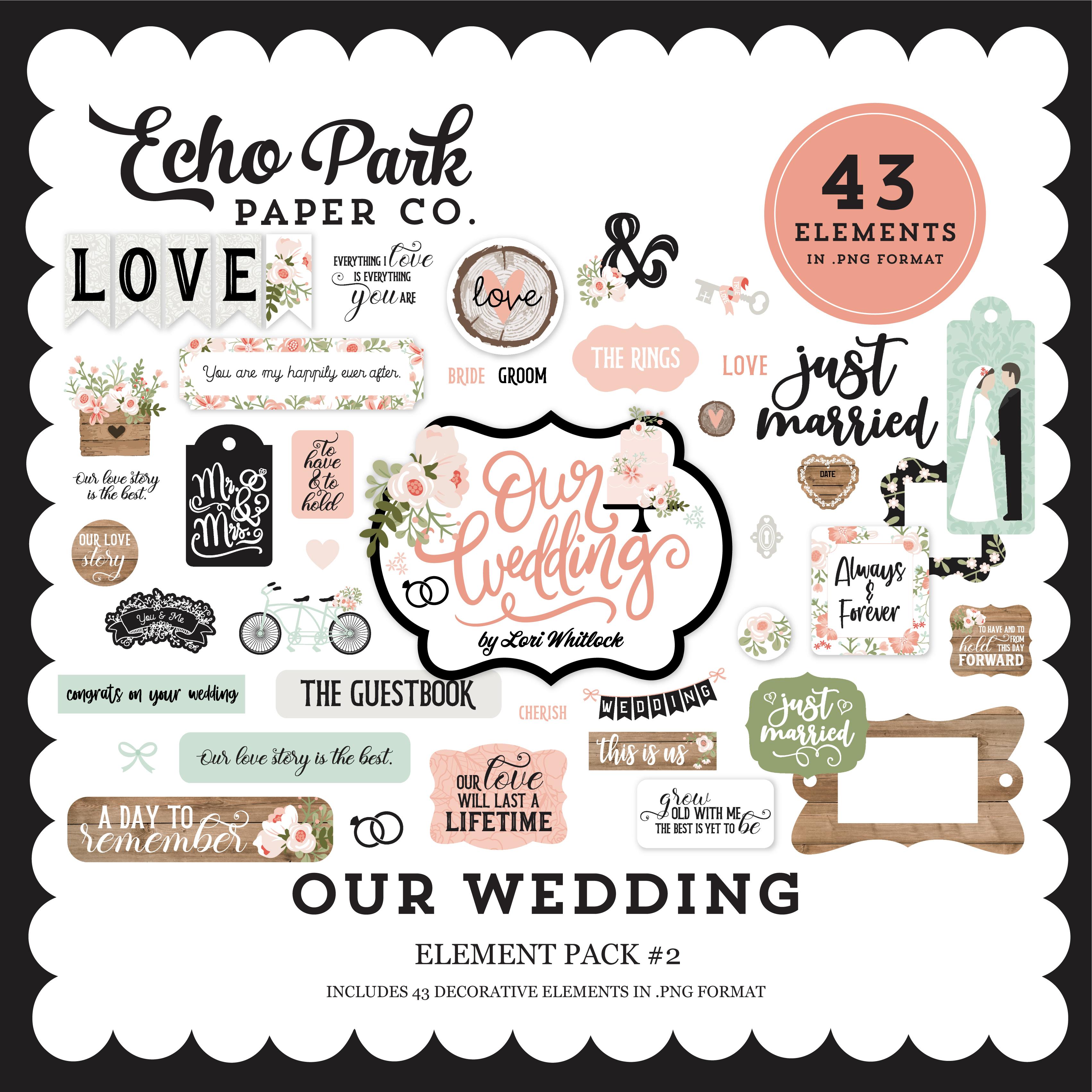 Our Wedding Mega Collection