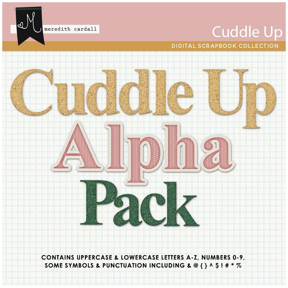 Cuddle Up Alpha Pack