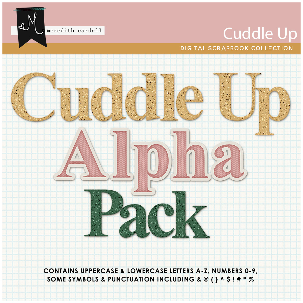 Cuddle Up Collection