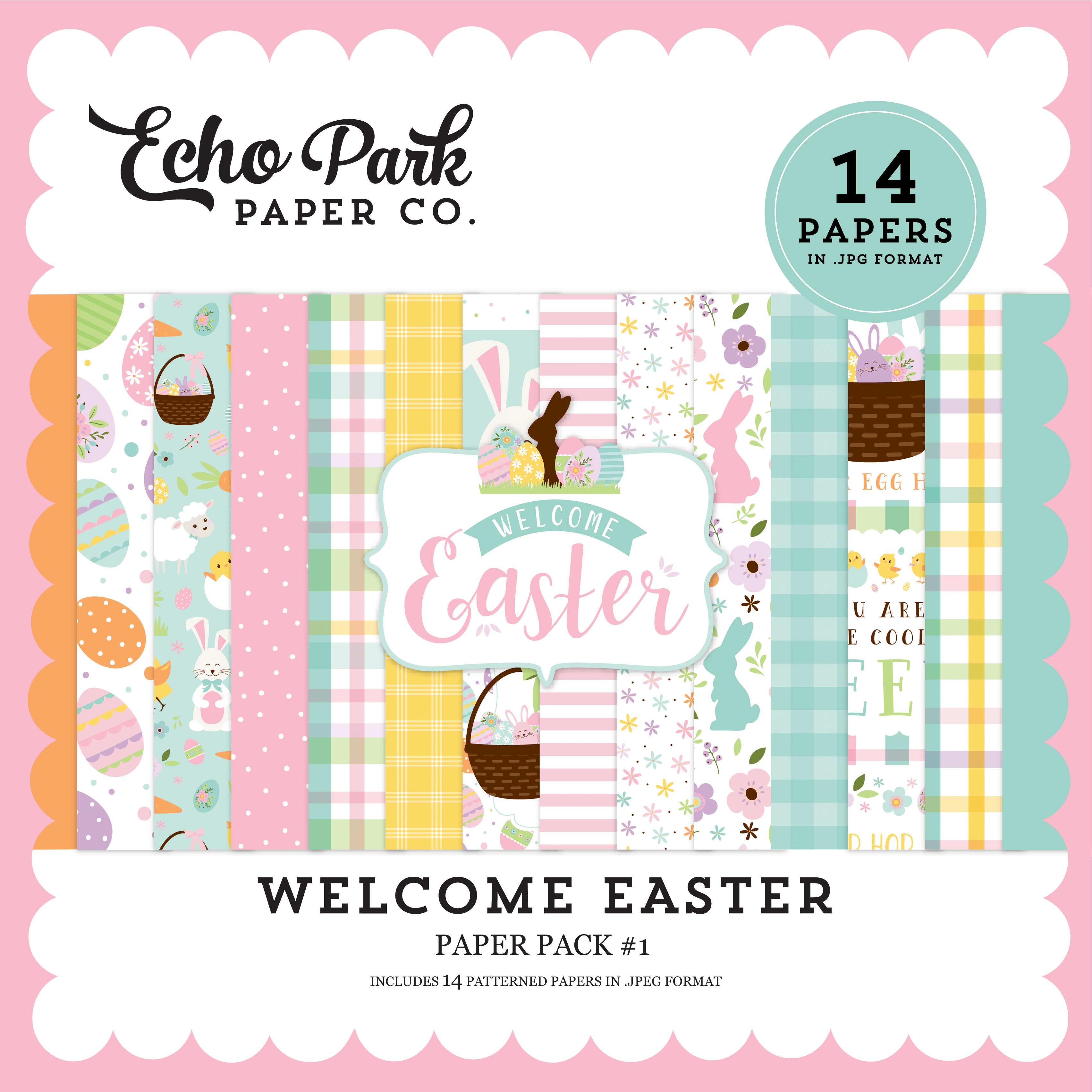 Welcome Easter Mega Collection