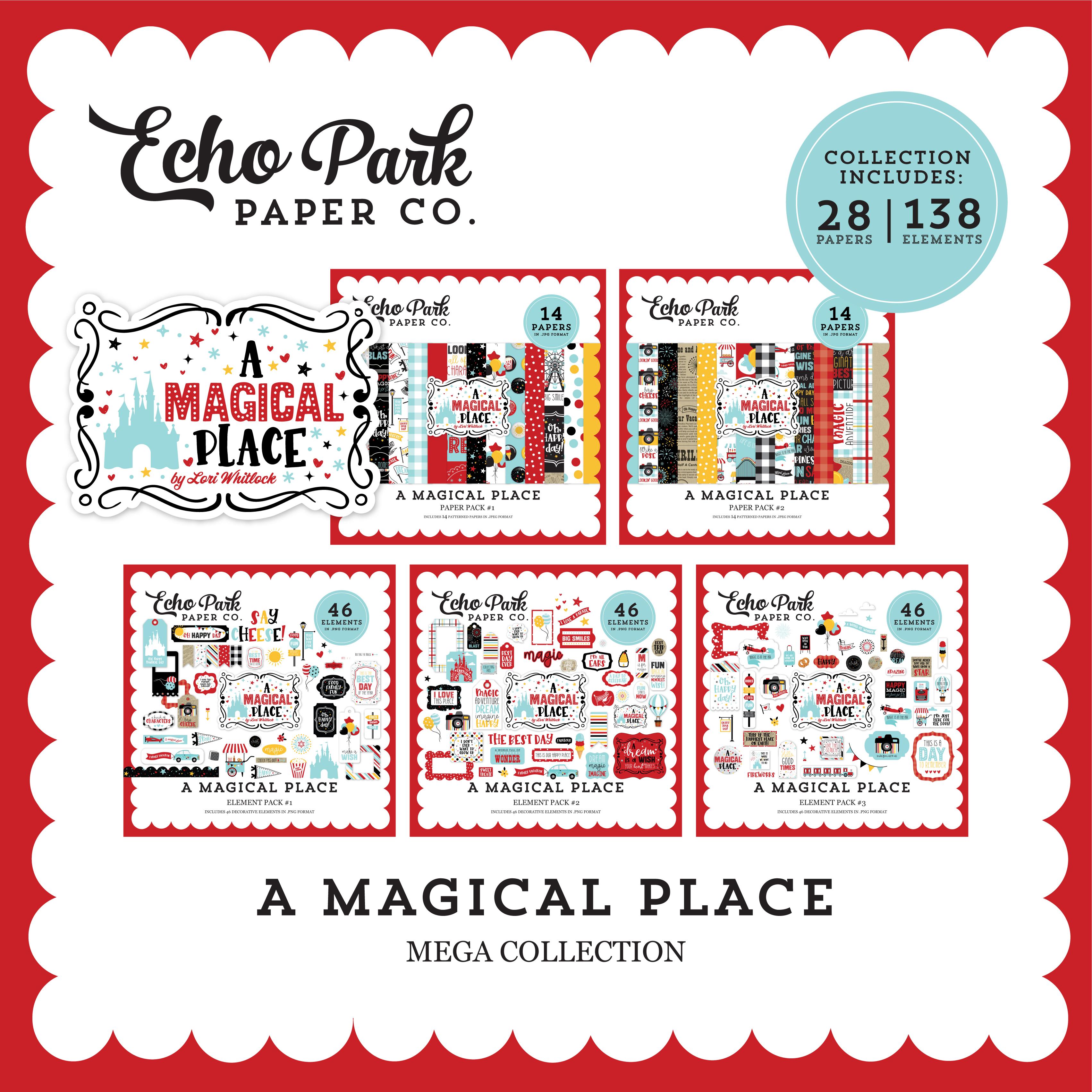 A Magical Place Mega Collection