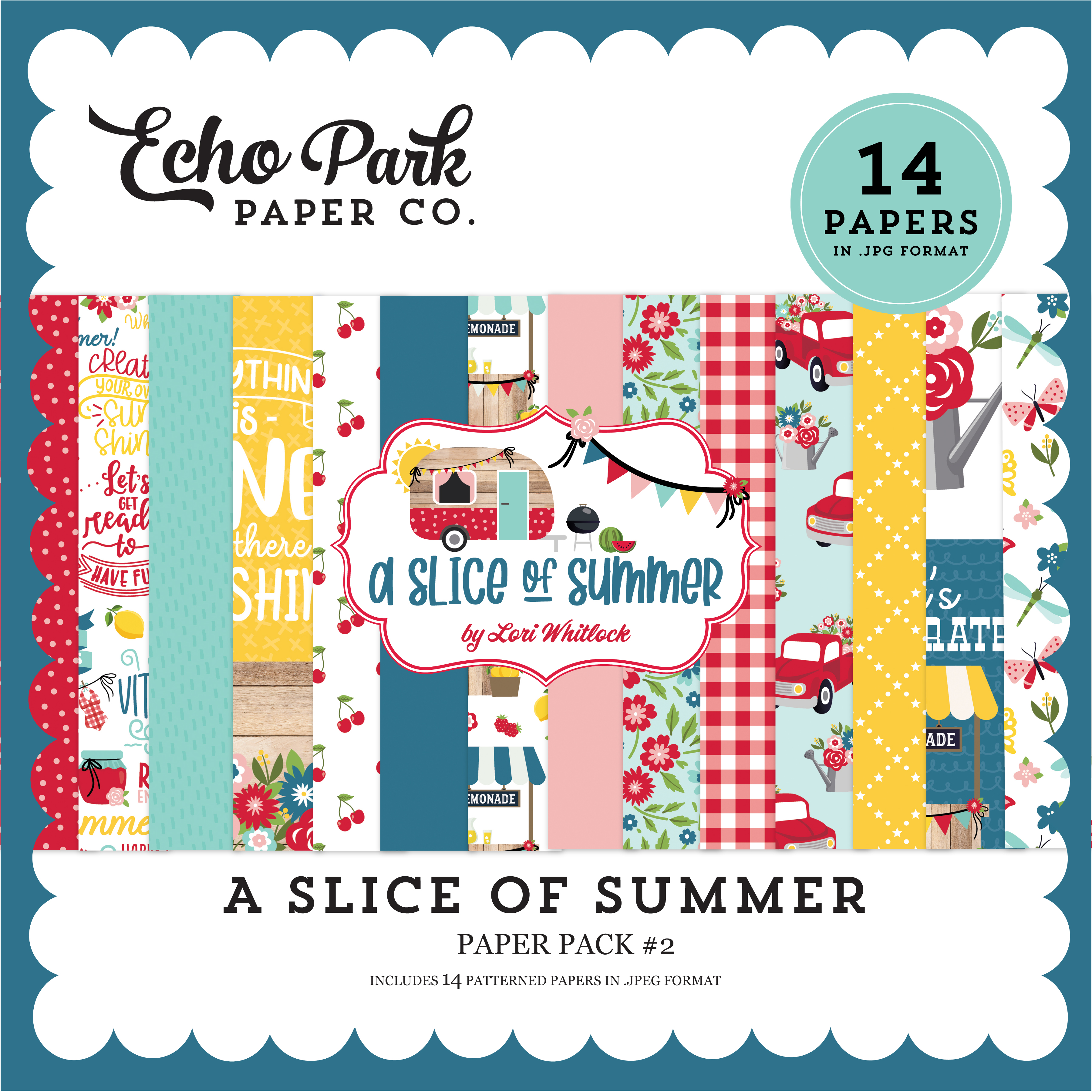 A Slice of Summer Mega Collection