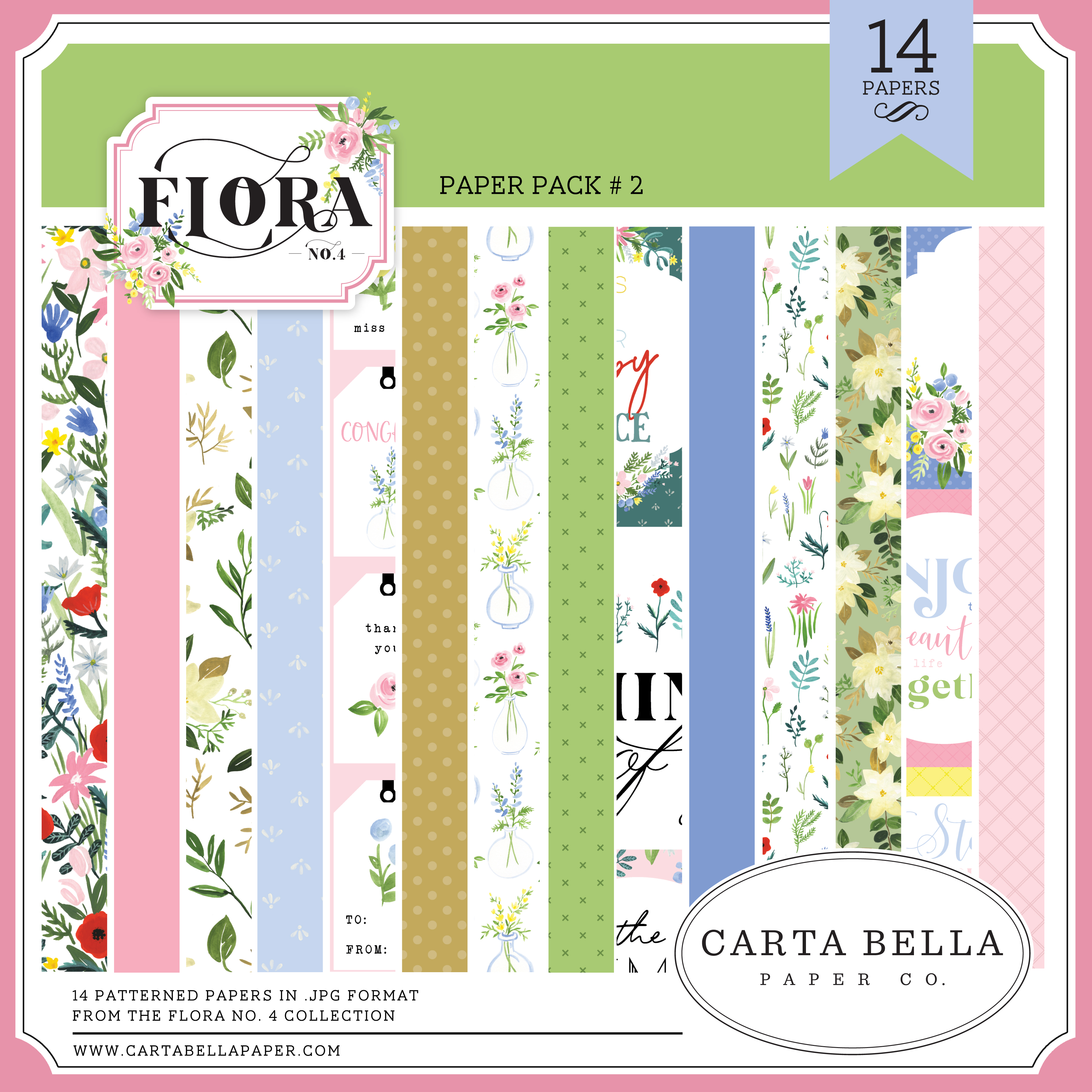 Flora No. 4 Mega Collection