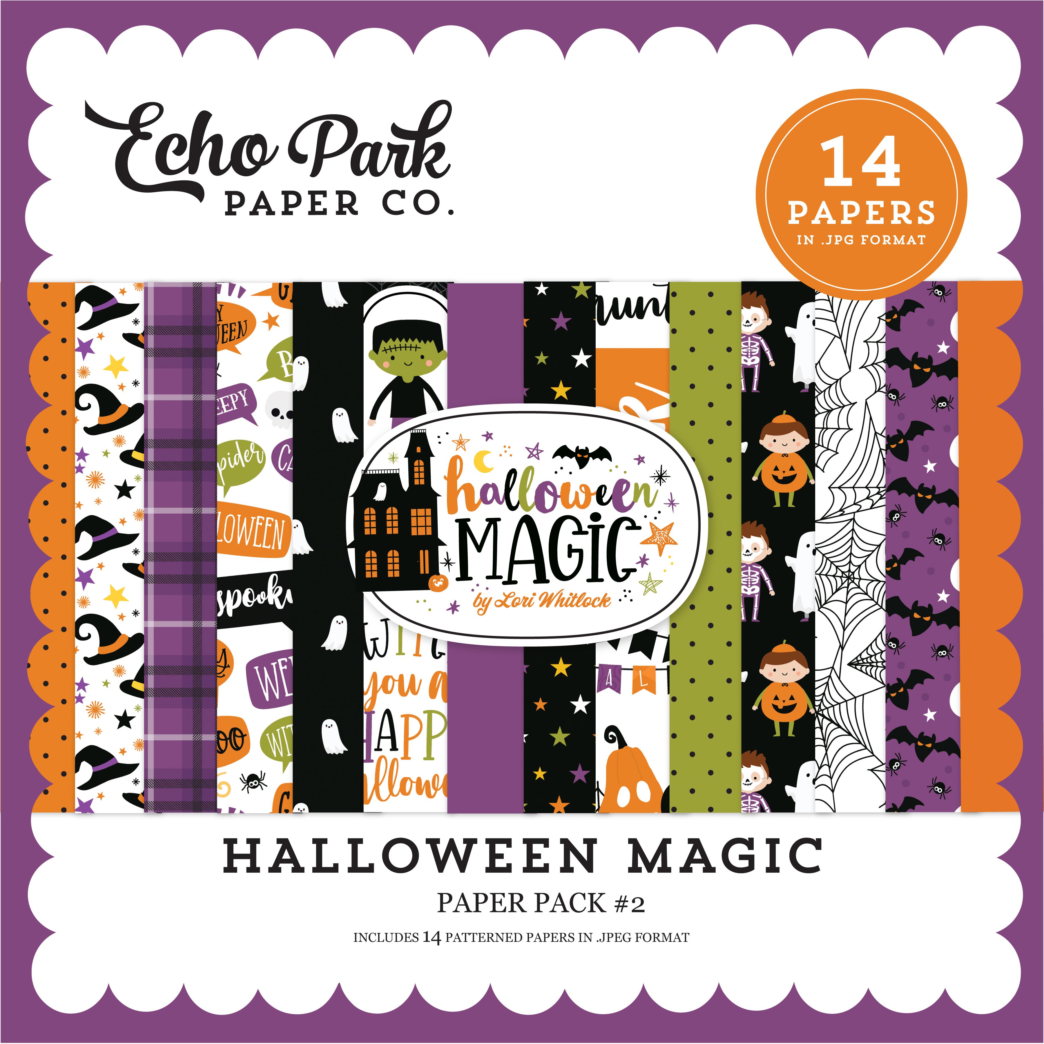 Halloween Magic Mega Collection