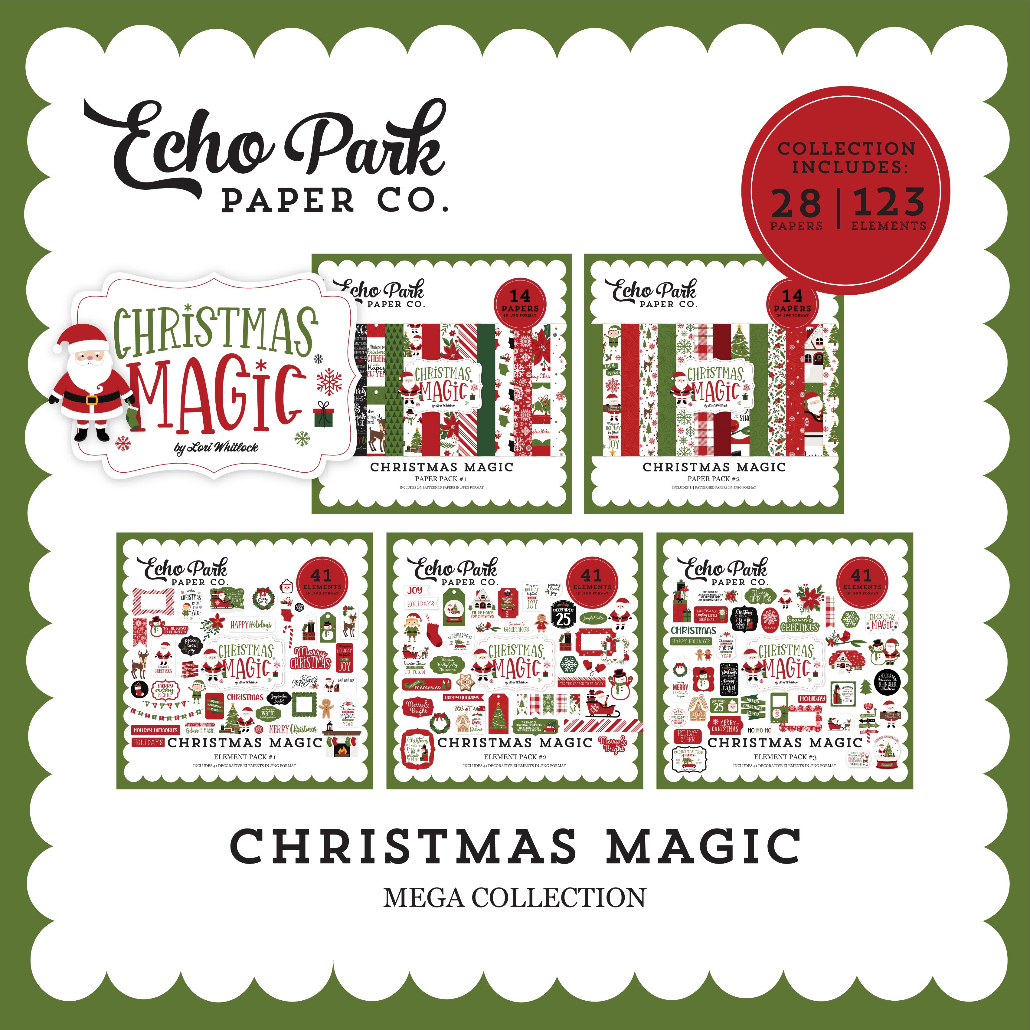 Christmas Magic Mega Collection