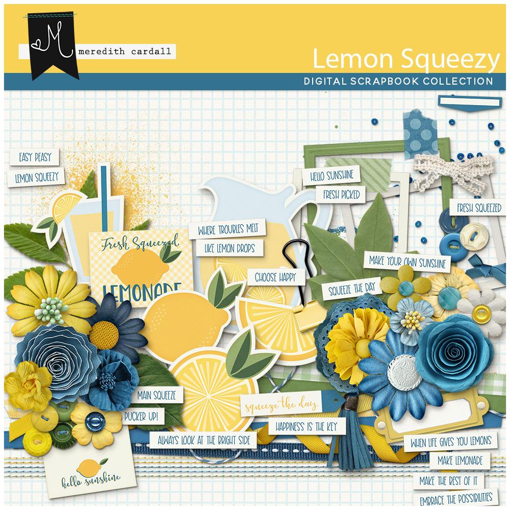 Lemon Squeezy Element Pack