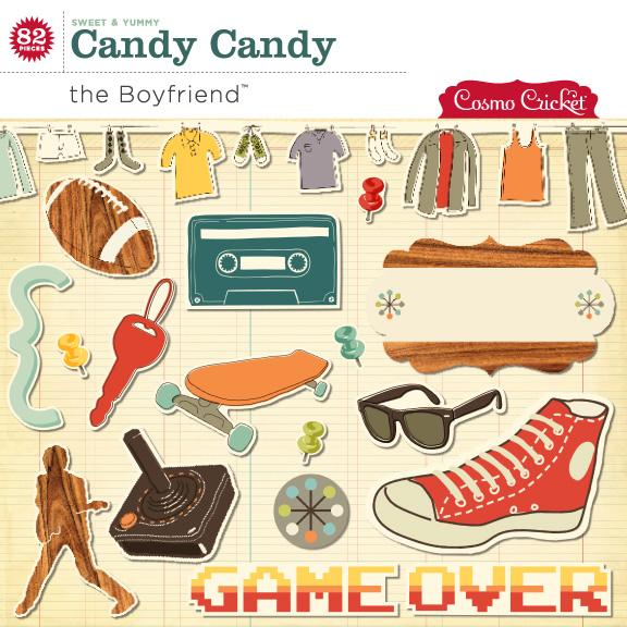 The Boyfriend Candy Candy
