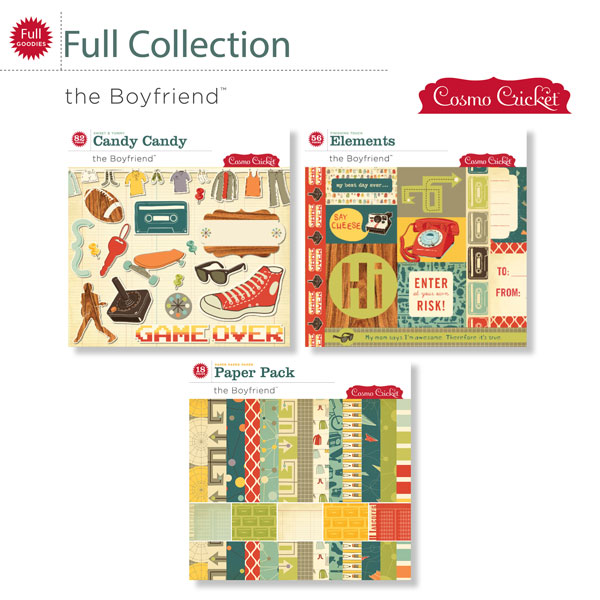 The Boyfriend Full Collection