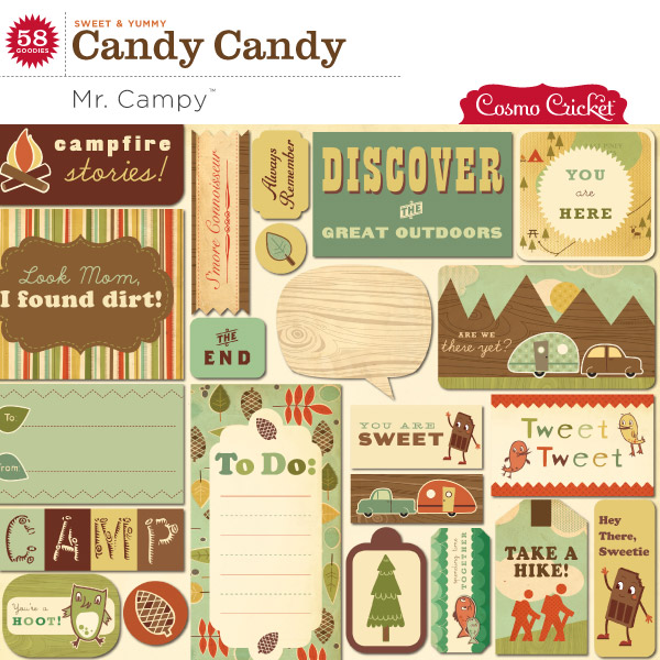 Mr. Campy Candy Candy