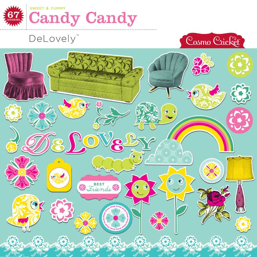 DeLovely Candy Candy