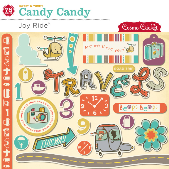 Joy Ride Candy Candy