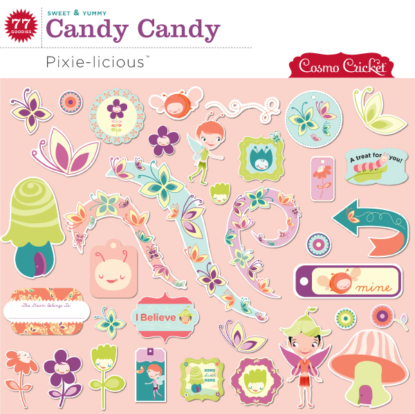 Pixie-Licious Candy Candy