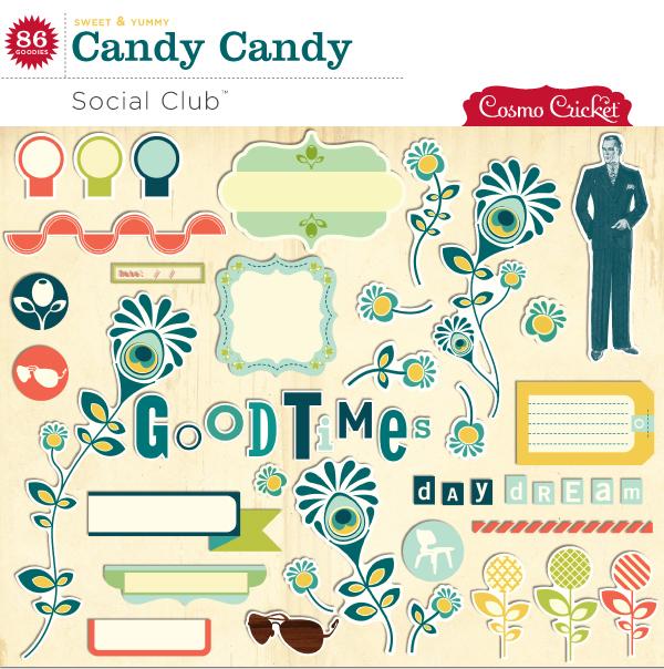 Social Club Candy Candy