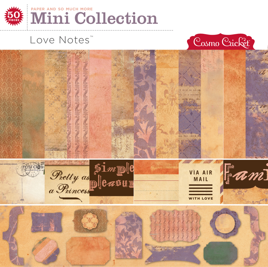 Mini Love Notes Collection