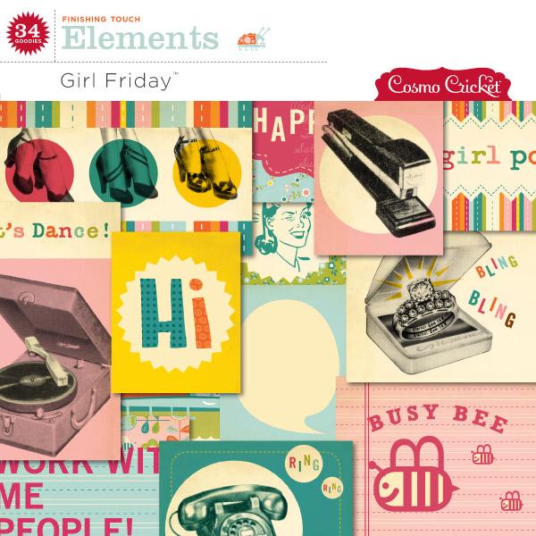 Girl Friday Elements
