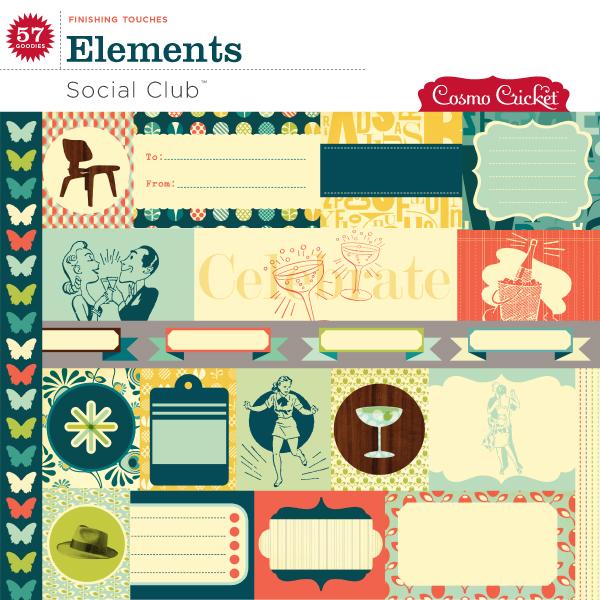 Social Club Elements