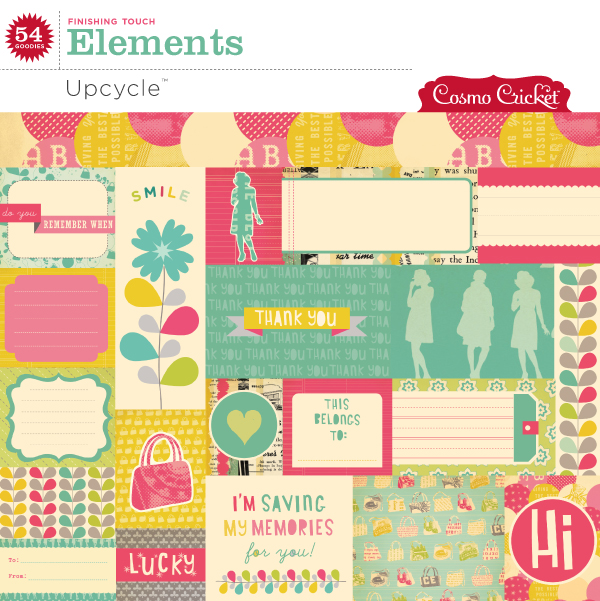 Upcycle Elements