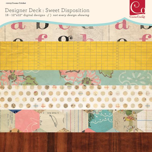 Sweet Disposition Designer Deck