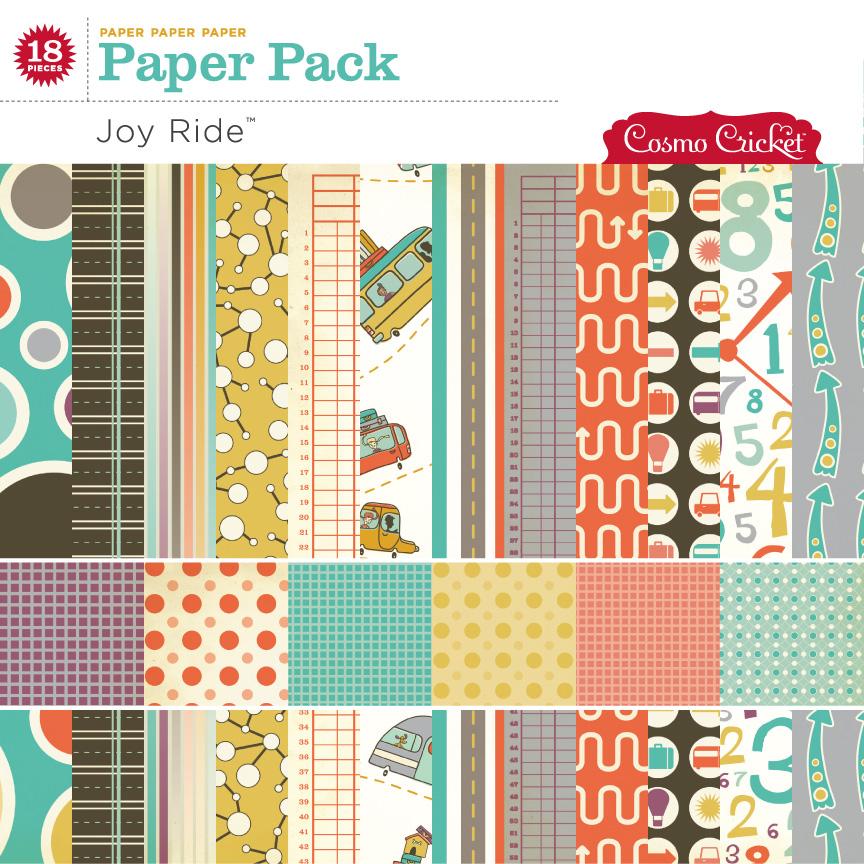 Joy Ride Paper Pack