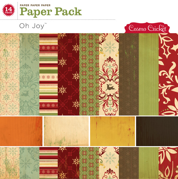 Oh Joy Paper Pack