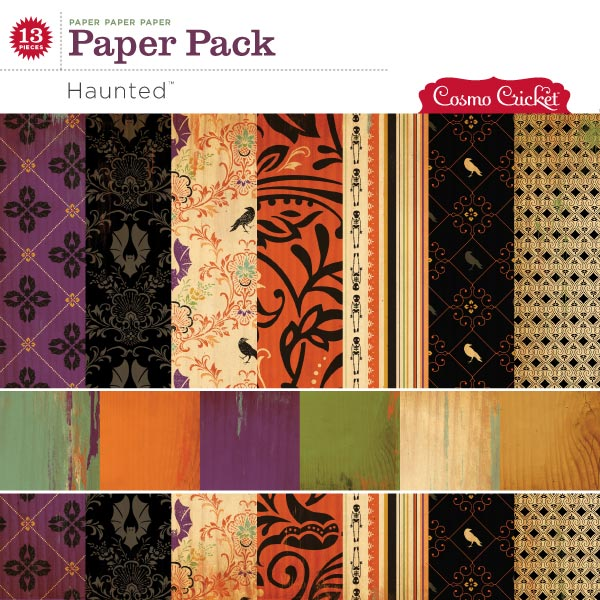 Haunted Paper Pack