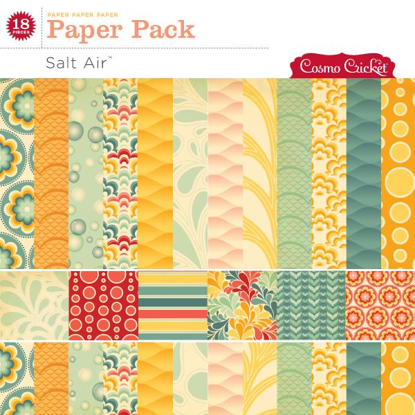 Salt Air Paper Pack