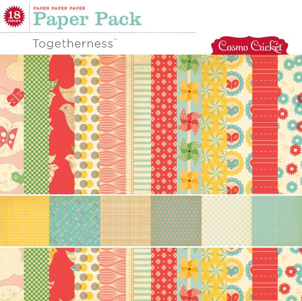 Togetherness Paper Pack