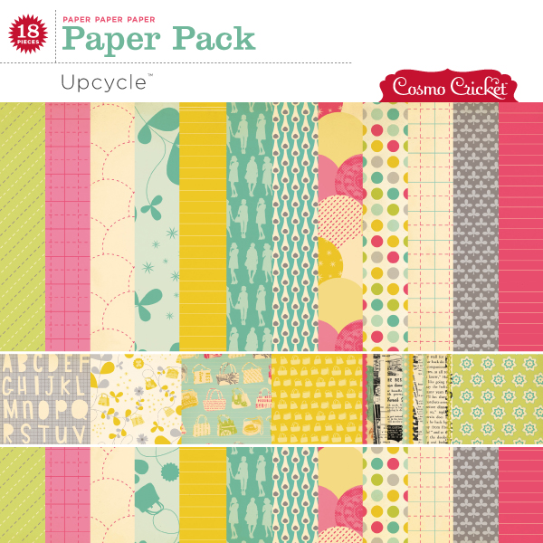 Upcycle Paper Pack