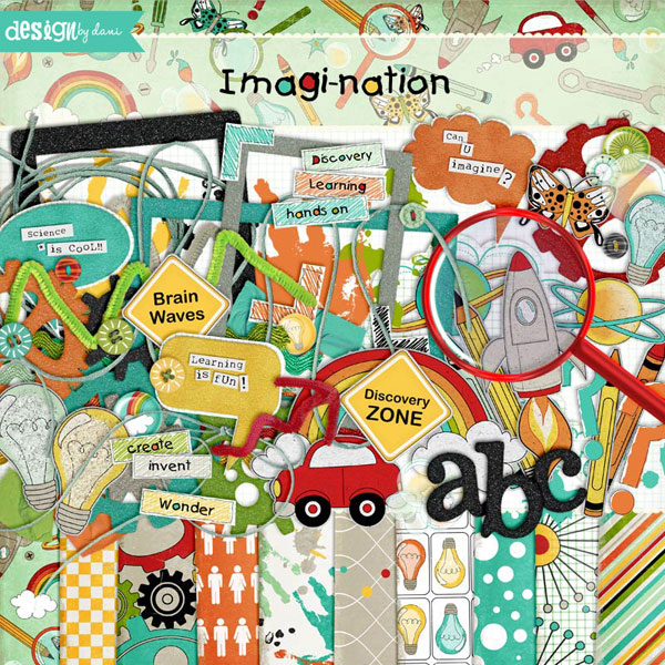 Imagination Complete Kit