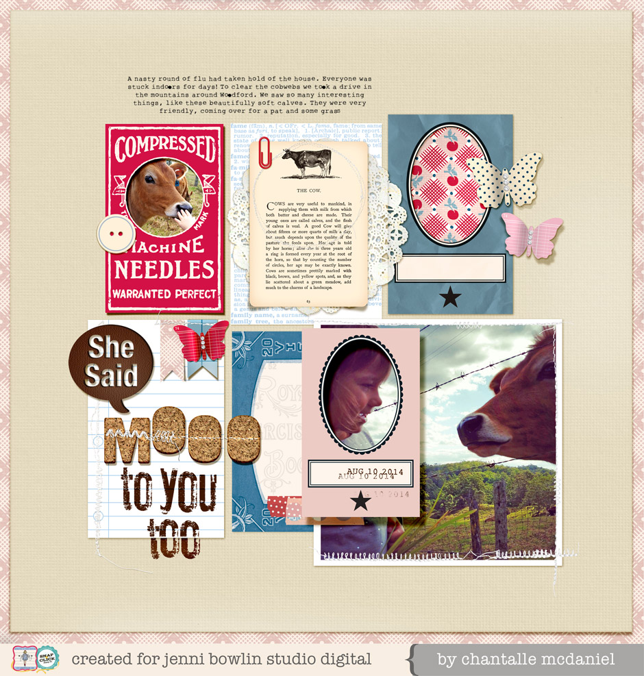Digital layout by Chantalle McDaniel