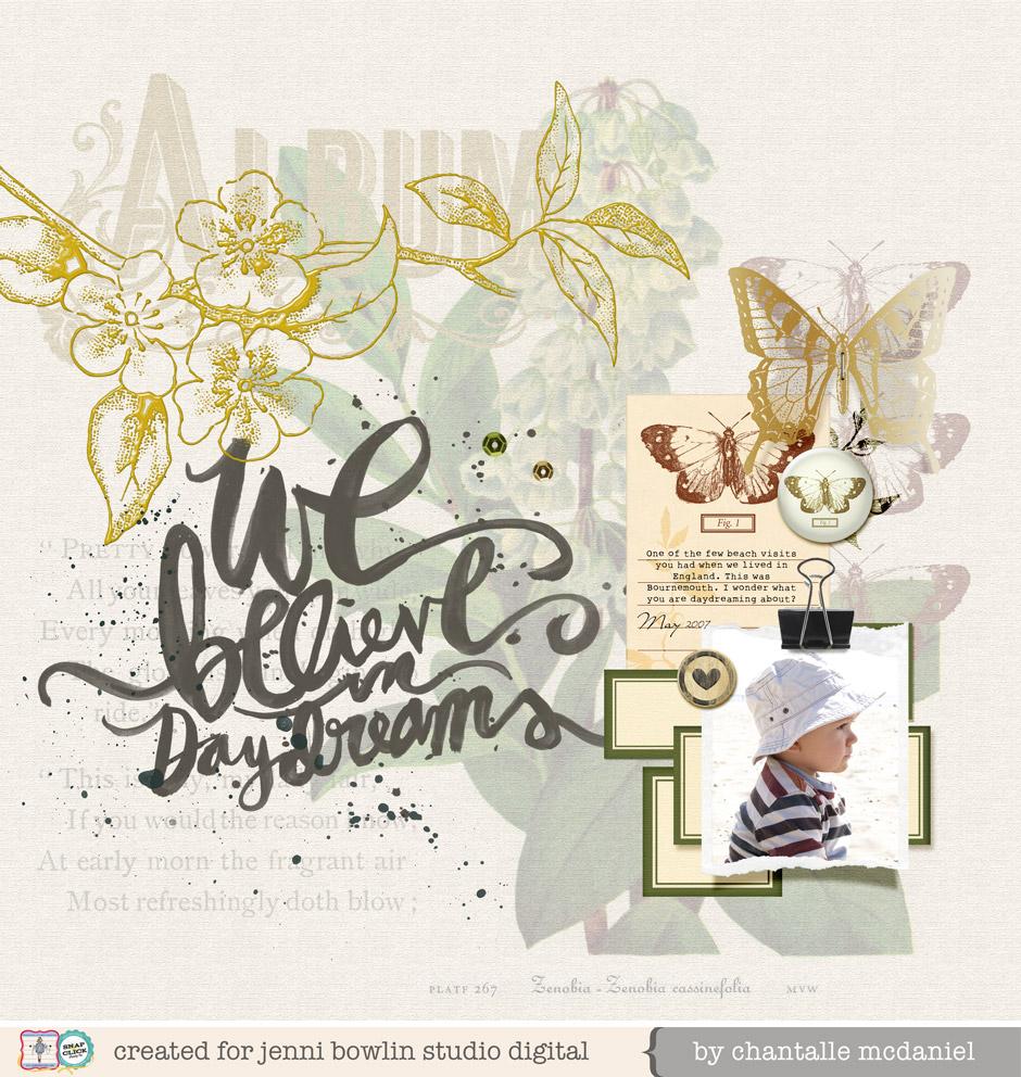 digital layout by Chantalle McDaniel