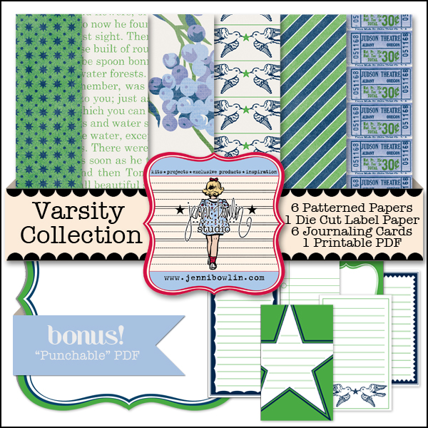 Varsity Collection