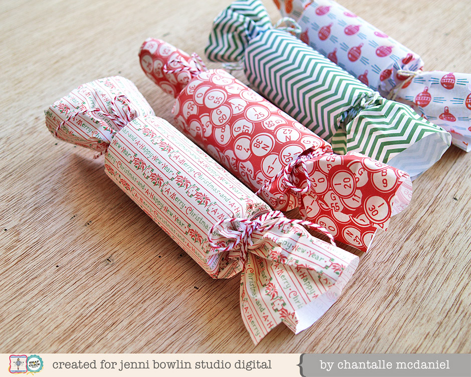 Wrapping Ideas from Chantalle McDaniel!