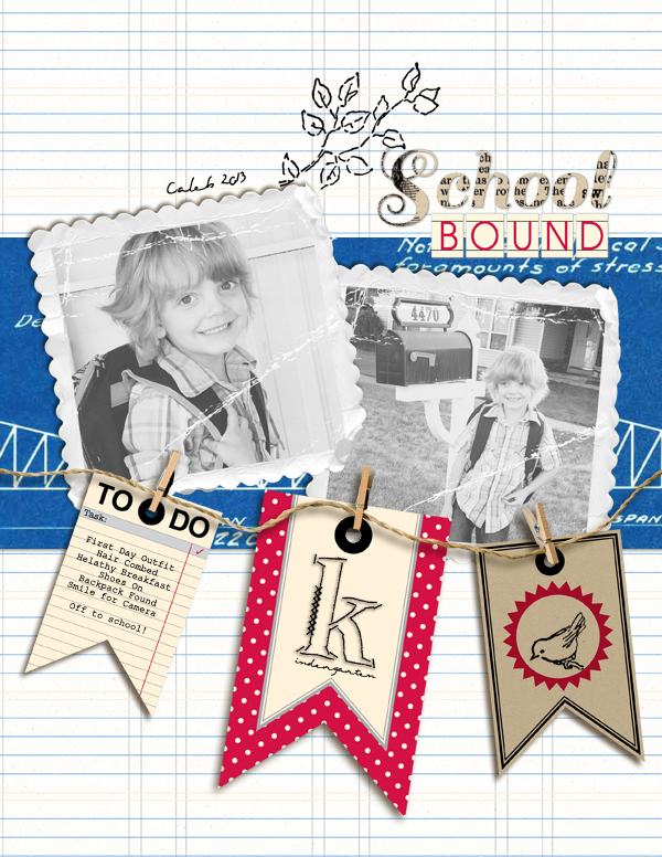 Digital layout by Amy Kingsford