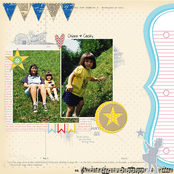 Digital layout by Chiara