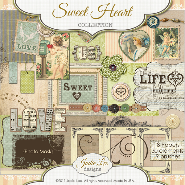 Sweet Heart Collection